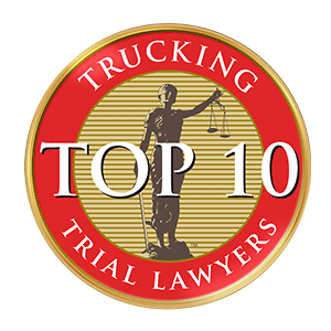 Top 10 Trucking Trial Lawyers